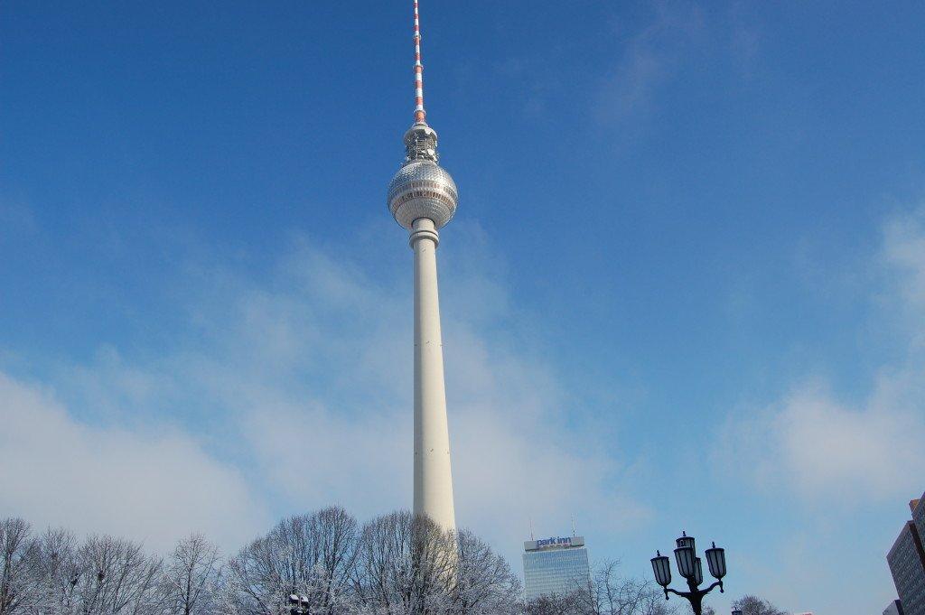 Fernsehturm (Torre de Televisão) - Berlim