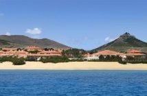 Porto Santo em agosto e setembro