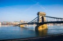 Ponte das Correntes em Budapeste