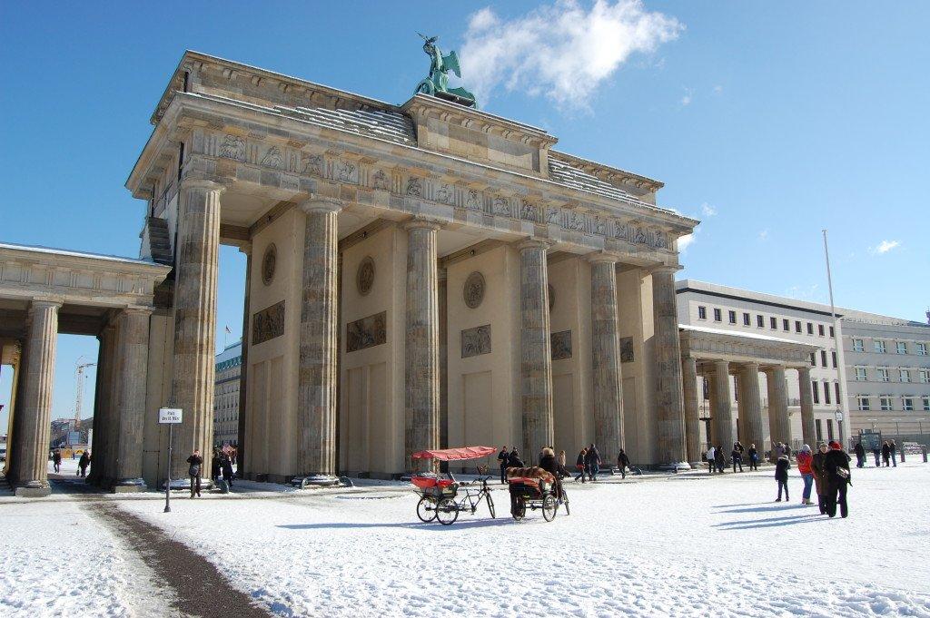 Porta Brandeburgo - Berlim