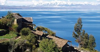 Lago Titicaca. Autor: Vico Ricab Creative Commons Attribution 3.0 Unported