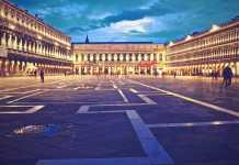 Viagem a Veneza