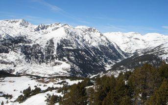 Férias na neve na Serra da Estrela e Andorra