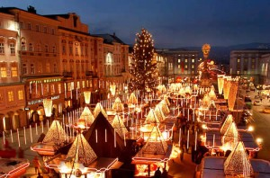 Passeios pelos Mercados de Natal na Europa