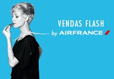 Vendas Flash na Air France