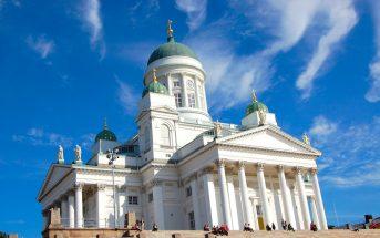 Catedral Luterana em Helsinquia