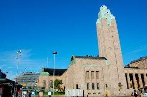 Rautatieasema - Helsínquia