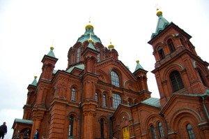 Catedral Uspenski - Helsínquia