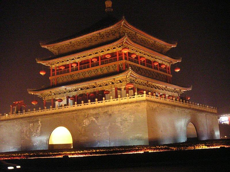 Xi'an. Autor: Siggi sob licença Creative Commons Attribution ShareAlike 3.0