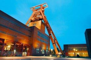 Zeche Zollverein - Exemplo de Renovação Urbana em Essen - Foto: UNESCO Weltkulturerbe Zeche Zollverein, Foto: Reinicke/StandOut.de