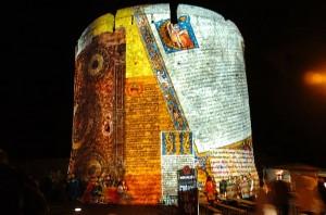 Intervenção Cultural nas Ruas de Pécs