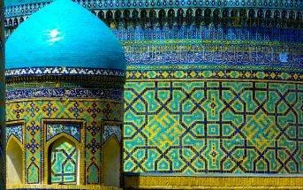 Mesquitas de Samarcanda