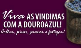 Cruzeiro das Vindimas com a DouroAzul