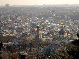 Viagens à Ucrânia e Polónia