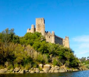 Visitas aos castelos de Portugal