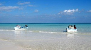 Pacotes de viagens para a as praias da Tunísia