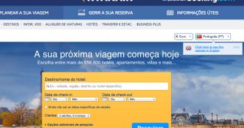 Promoções de hotéis e voos na Ryanair