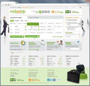 O novo portal de viagens de negócios
