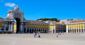 Passeios a pé em Lisboa