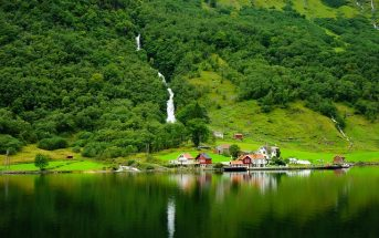 Descobrir a Suécia e Noruega