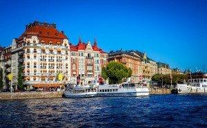 Conhecer a Suécia de automóvel