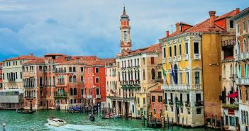 Viagens e destinos, países e cidades na Europa