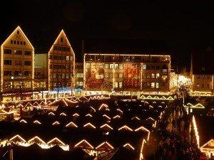 Viagens no Natal para cidades europeias