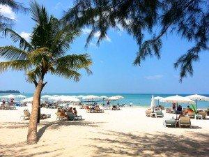 Viagem às praias paradisiacas da Tailândia