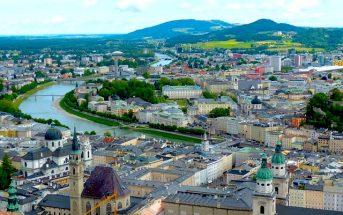 Roteiro turístico na Áustria