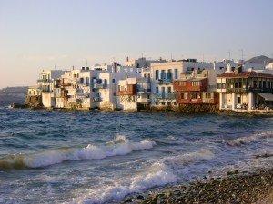 Férias nas Ilhas Gregas
