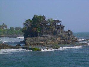 Circuito em Bali na Indonésia