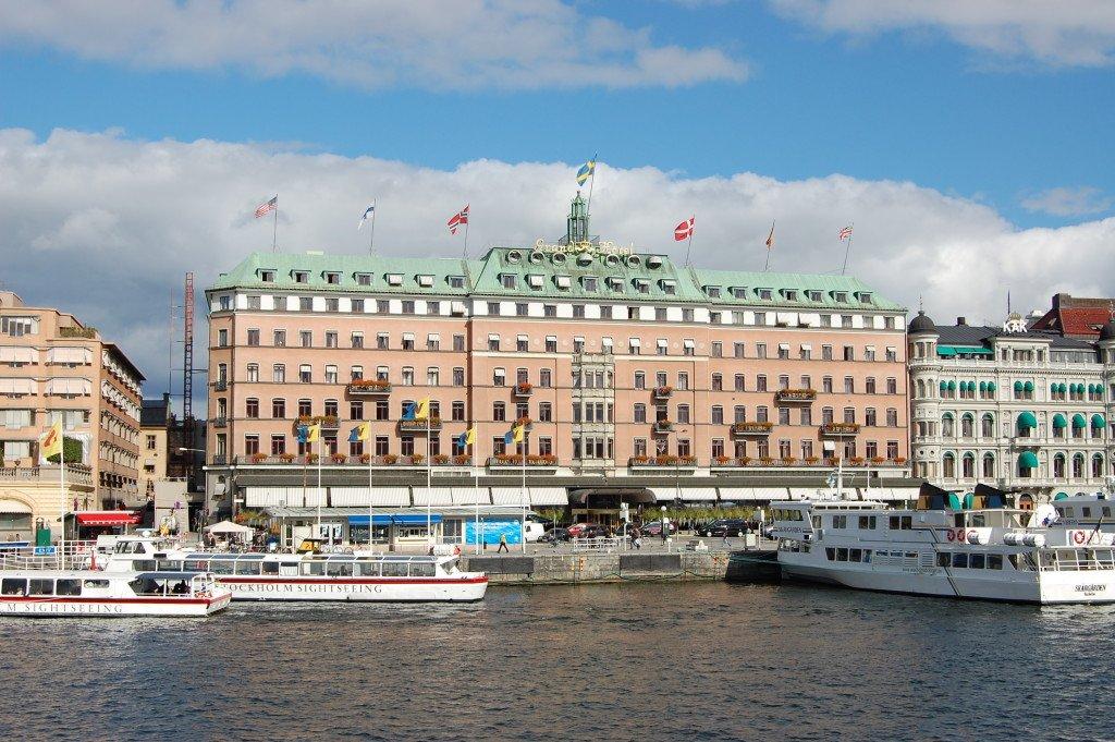 Passeios de Barco - Estocolmo