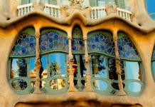 Viagem a Barcelona - Casa Batló