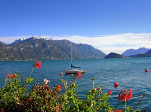 Lago de Como - Itália
