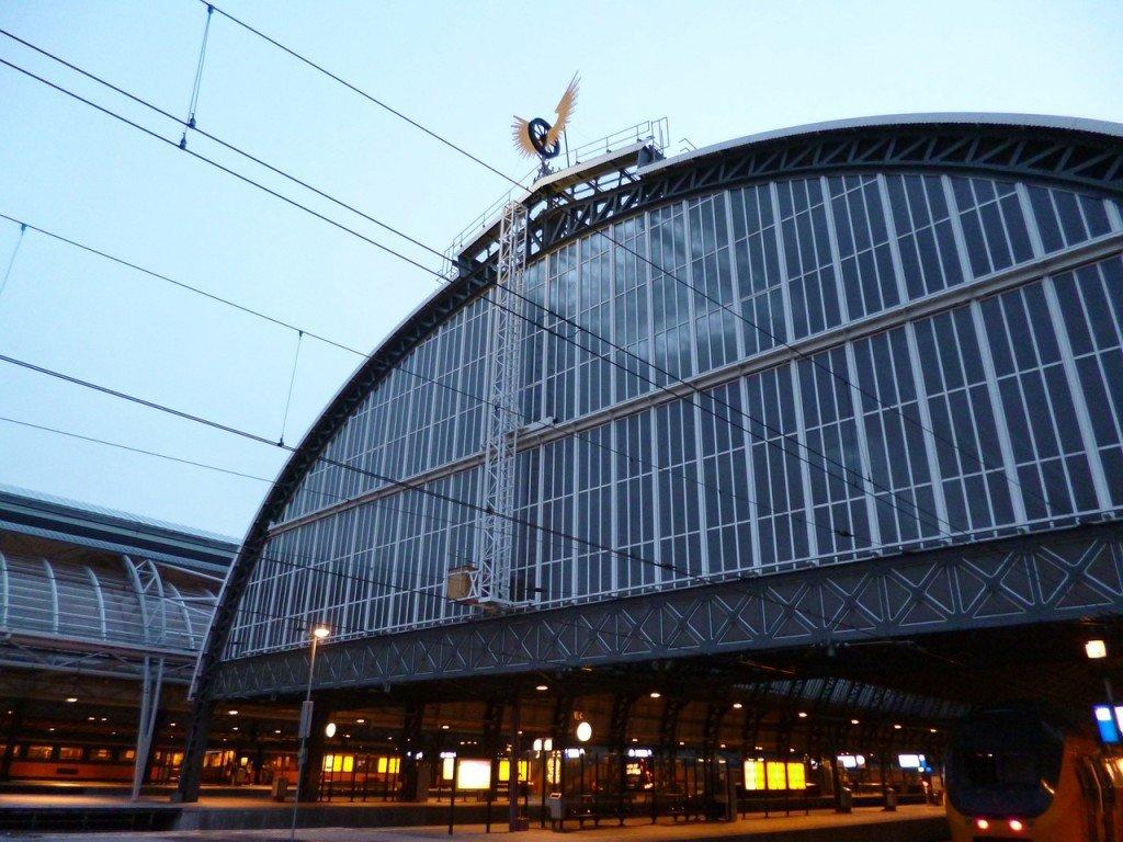Transportes públicos em Amesterdão