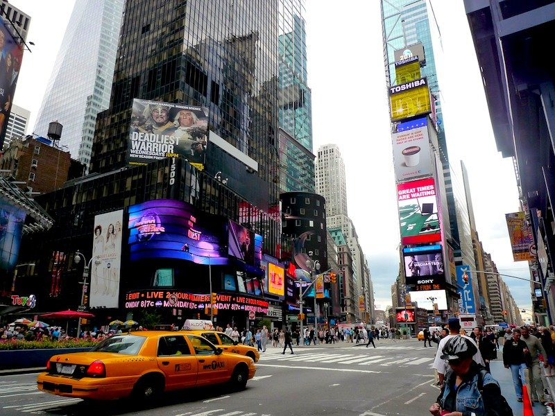 Espetáculos da Broadway com descontos