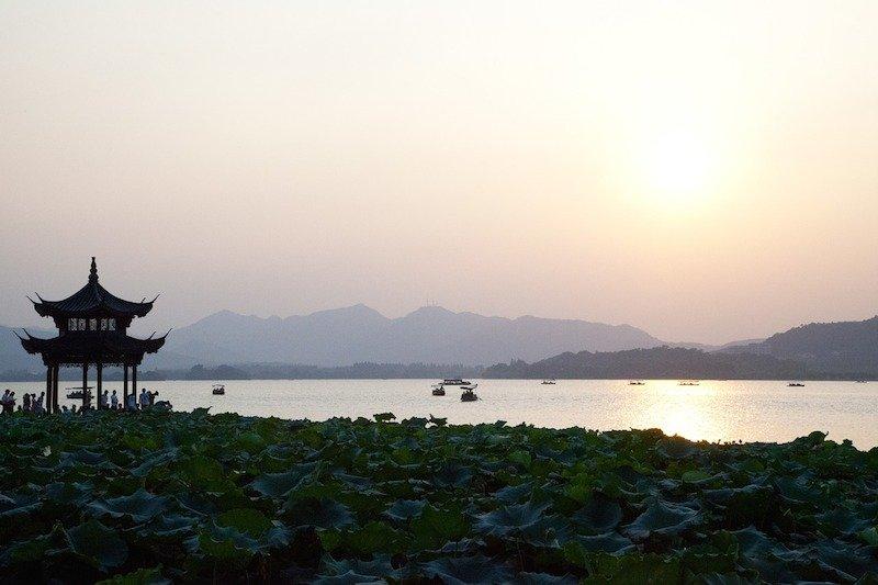 Visita a Hangzhou