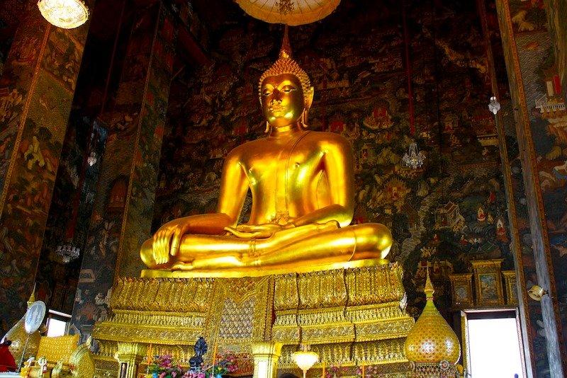 Wat Traimit - Buda em Ouro