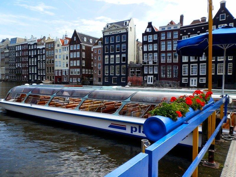 Visitas turísticas em Amesterdão
