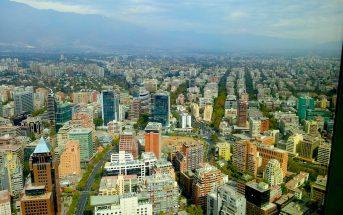 Visita a Santiago do Chile