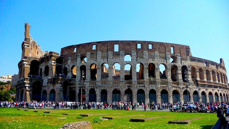 O melhor de Roma