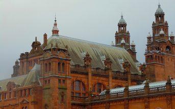 Escapadinha em Glasgow