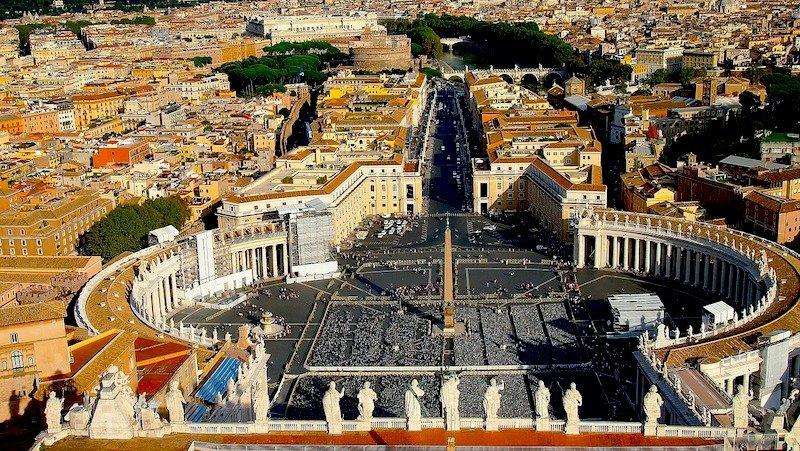 As melhores atrações turísticas do Vaticano