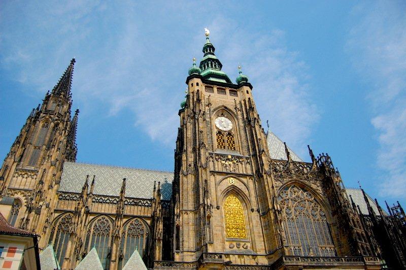 Complexo do Castelo de Praga