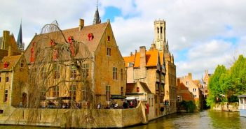Viagem à Bélgica