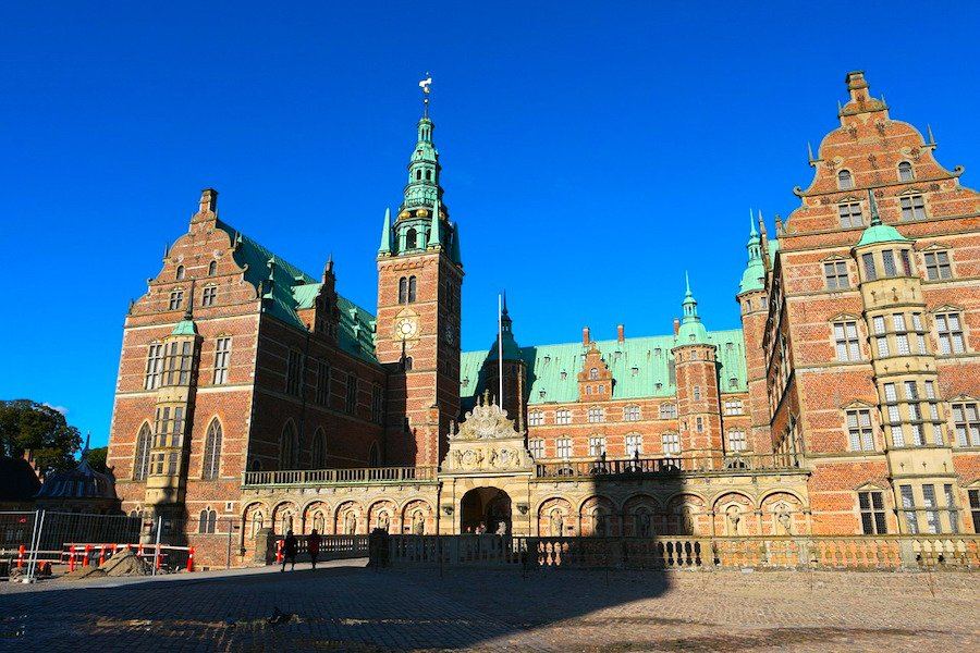 Vista de Frederiksborg
