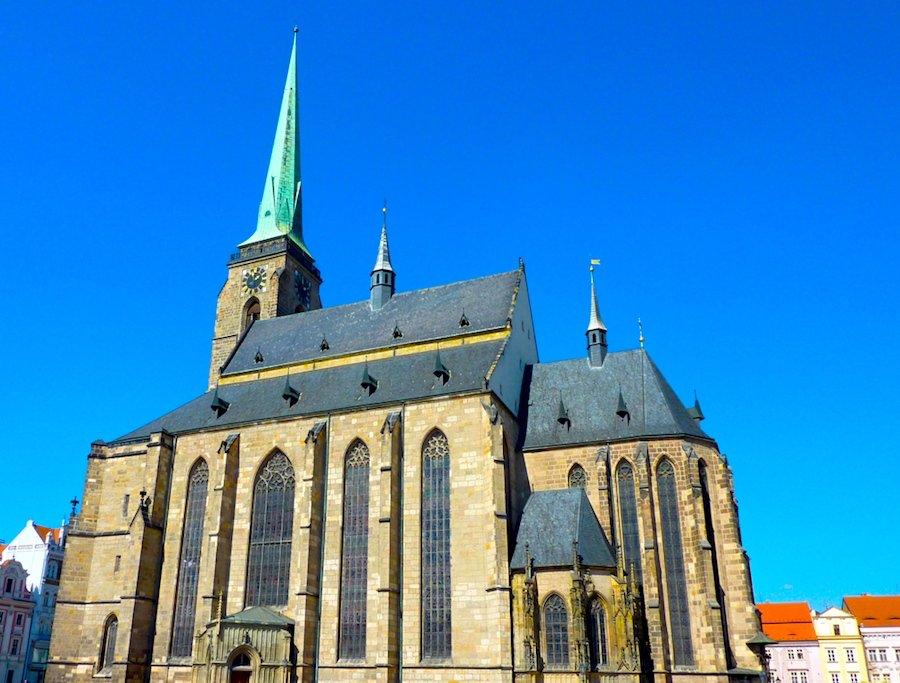 Catedral de Plzen
