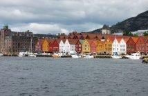 Como chegar a Bergen e transferes no aeroporto