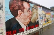 Troço do Muro de Berlim