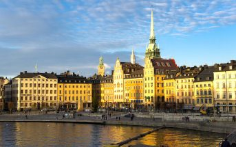 Guia de viagem para conhecer Estocolmo